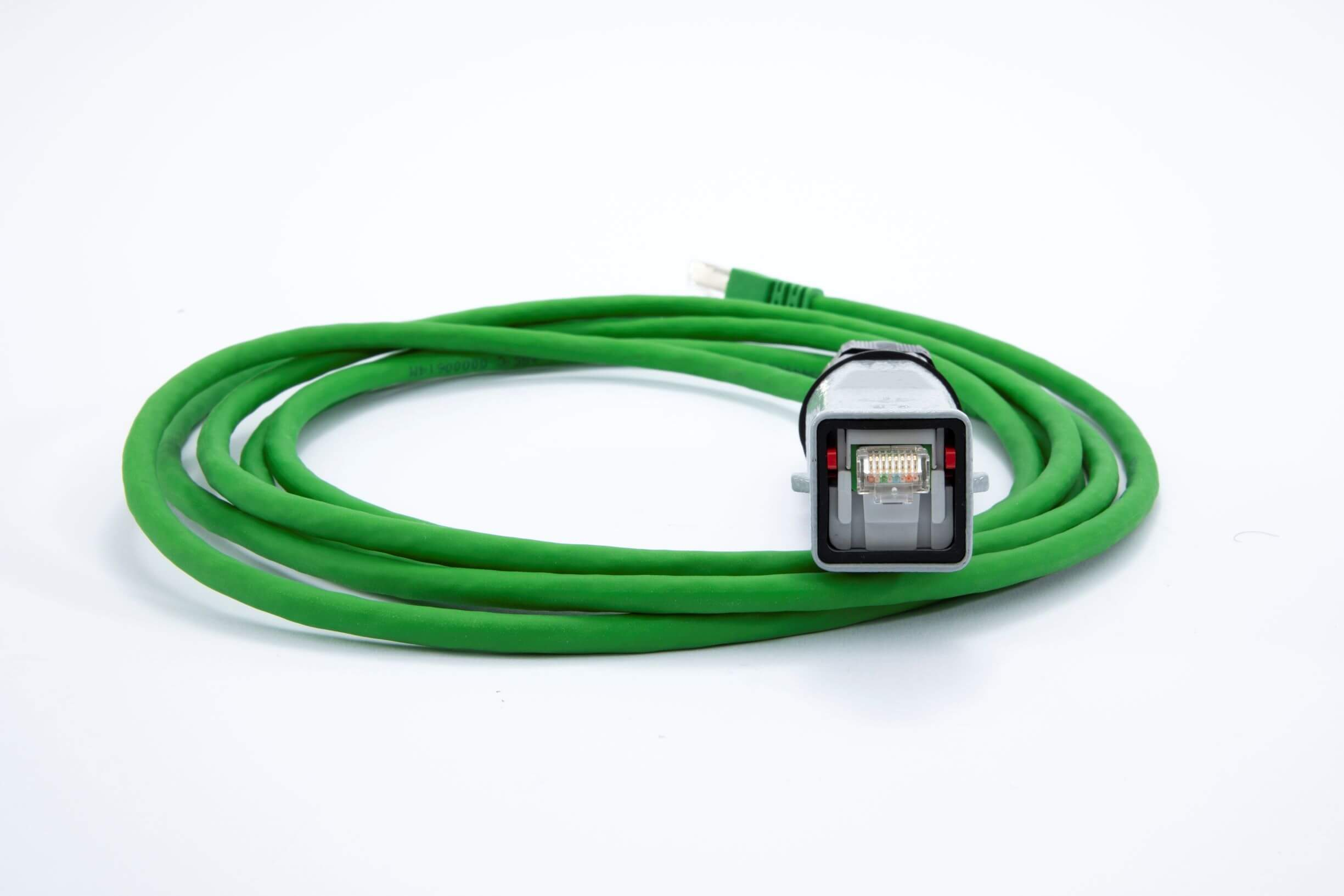 RJ45 universal patch cord adapter